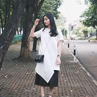 Margee White Dress