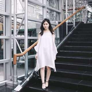 Pale Violet Dress