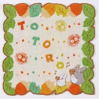 🚚 日本帶回龍貓方巾