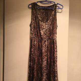 Dotti Maxi High-Low Maxi Dress Size 10