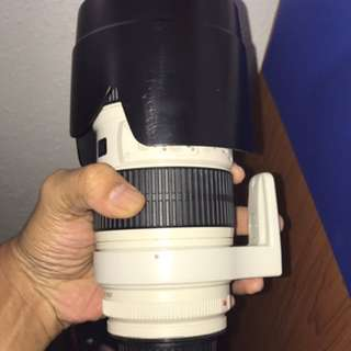 Canon 70-200mm F2.8 L IS Lens