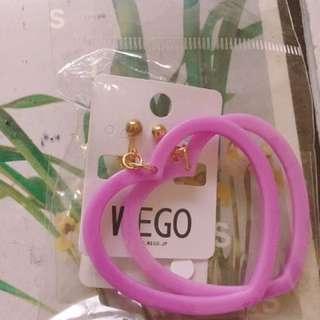 Wego 耳環