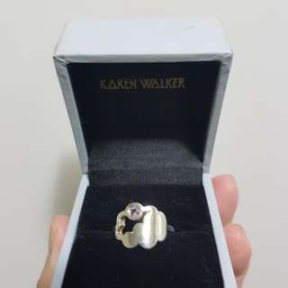 Karen Walker Ring
