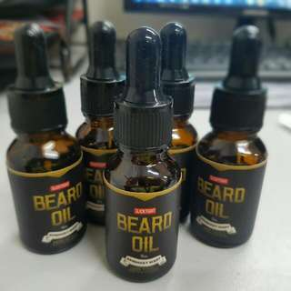 Slicktight's Beard Oil