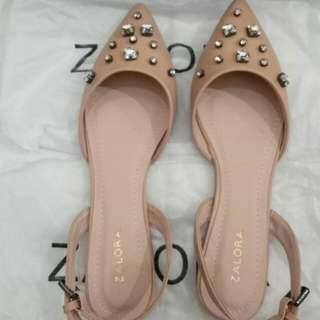 REPRICE! Flat Shoes Size 39