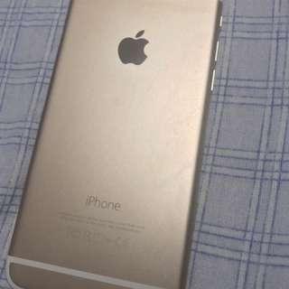 iPhone 6 128g Gold Unlocked
