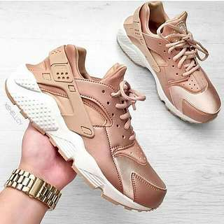 "Nike Huarache ""Rose Gold"""