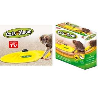 Cat's meow toys