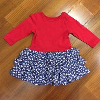Mothercare little girl's dress