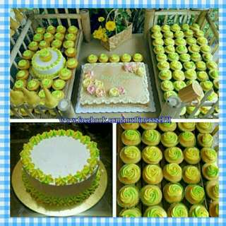 Cake And Cupcakes For Any Occasions