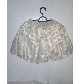 Mini Skirt   very Pretty In Person
