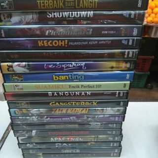 Malay Movies Dvd