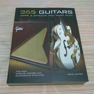 365 GUITARS Amp & Effects You Must Play