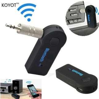 Wireless Bluetooth Receiver( Headphone Adapter 3.5MM)