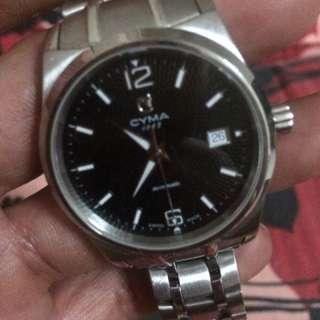 Cyma Automatic Watch