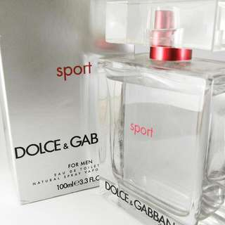 DOLCE AND GABBANA The One Sport