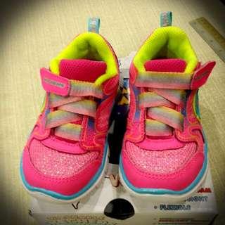 Original Sketchers Shoe For Toddler Girl