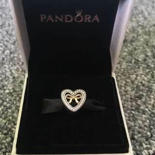 Pandora Bow Mother Day Limited Edition Charm