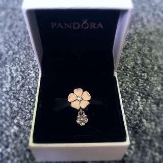 Pandora Poetic Blooms Charm