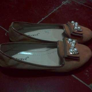 Flatshoes Mustard