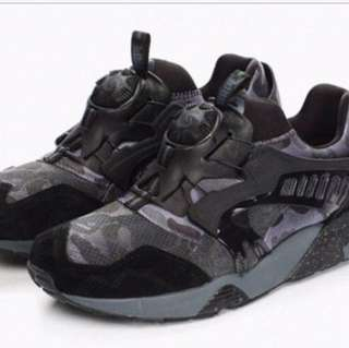 Bape x Puma Shoes