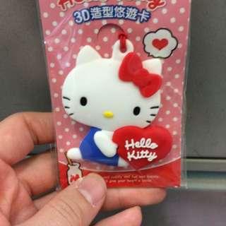 Hello kitty悠遊卡