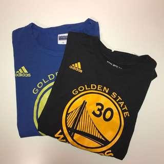 Golden State Warrior Jersey/ Tee Shirt