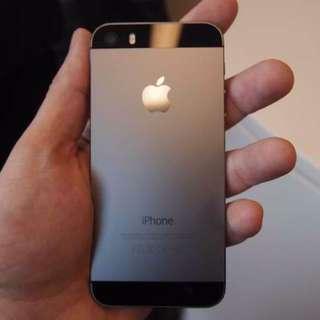 iPhone 5s FACTORY UNLOCK