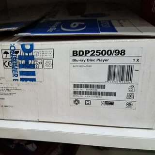 Philips Blu-ray Player Bdp2500