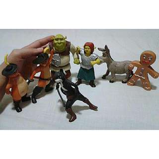 Take All Shrek Toys