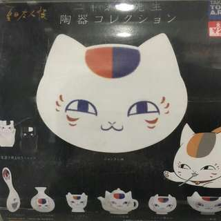 貓咪老師 陶瓷組