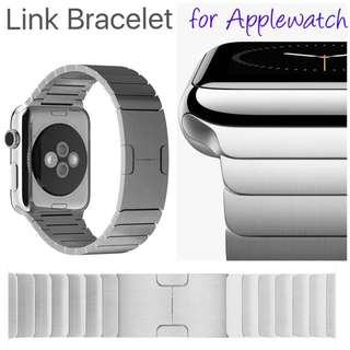 Apple watch Link Bracelet Stainless Steel (silver colour) Promotion