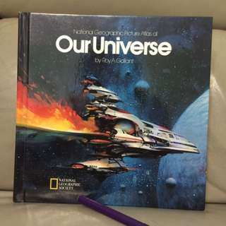 Hard Cover book Understanding Our Universe