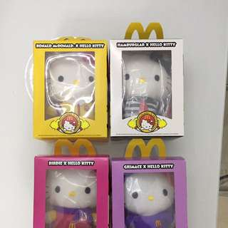 McDonaldland X Hello Kitty