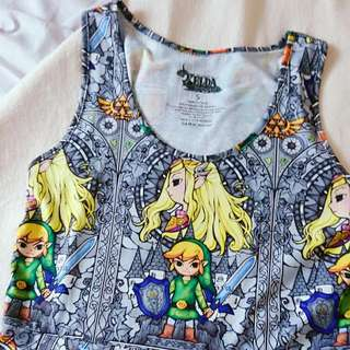 Legend Of Zelda Skater Dress