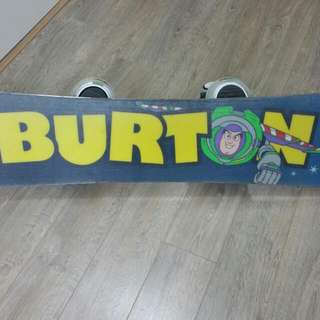 SNOWBOARD BURTON FOR KIDS *** PRICE DROP