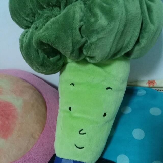 花椰菜抱枕
