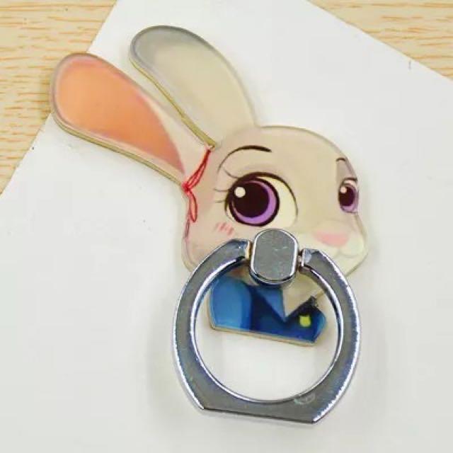 大眼兔指環扣手機架