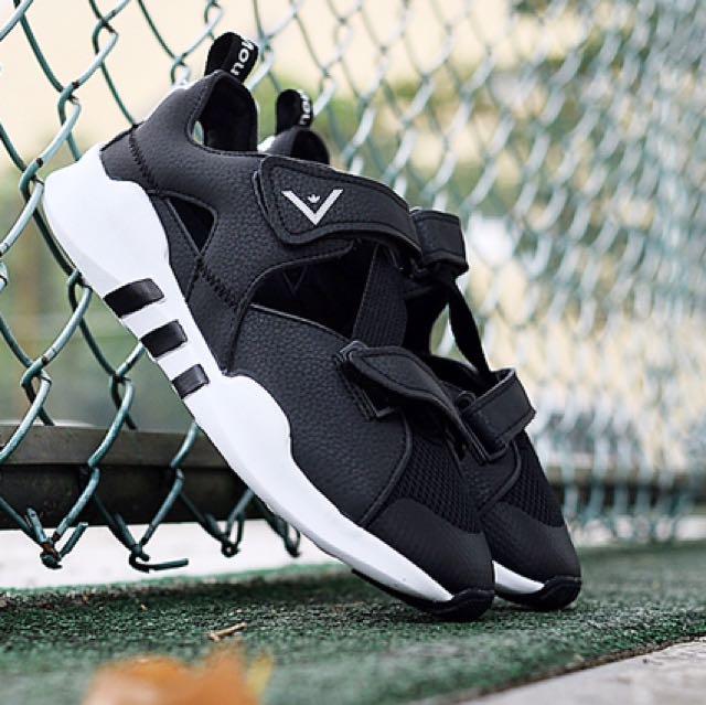 bee72bbff ... australia adidas eqt wm adv sandal mens fashion footwear on carousell  604b2 2a327