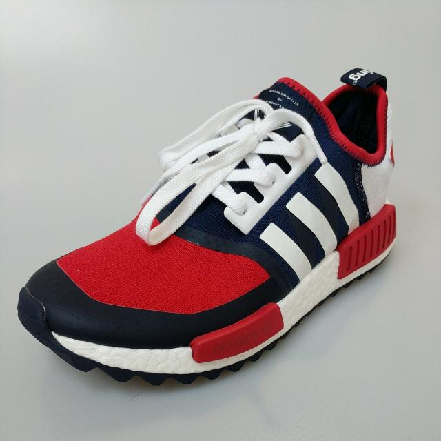 info for 91996 7d542 Adidas Originals NMD R1 White Mountaineering Trail PK