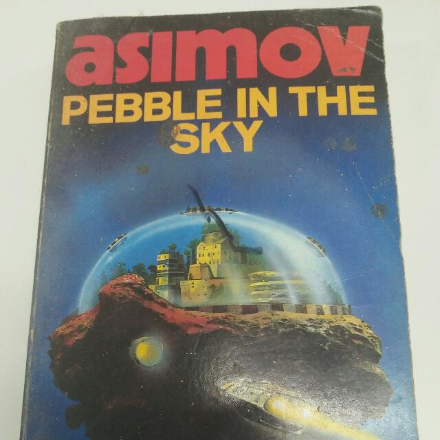 Assimov: Pebble in the Sky