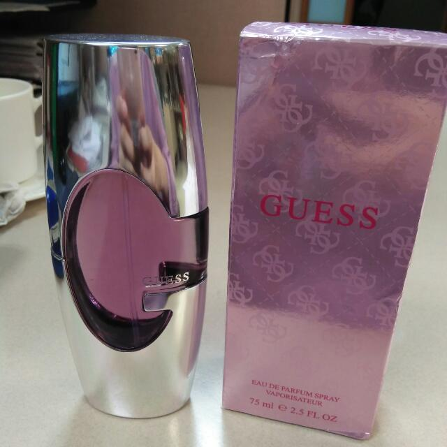 Authentic Guess Perfume Pink