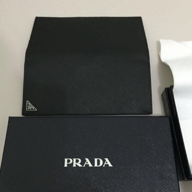 Authentic Prada Men's Wallet