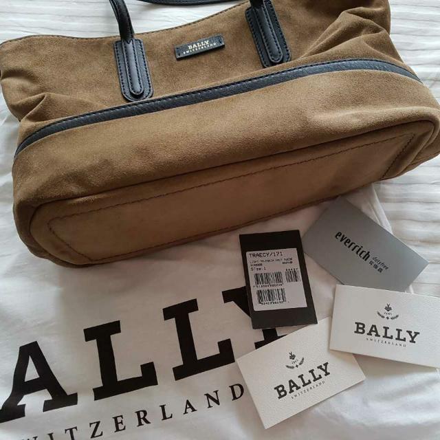 Bally Authentic Bag Sacrifice Sale