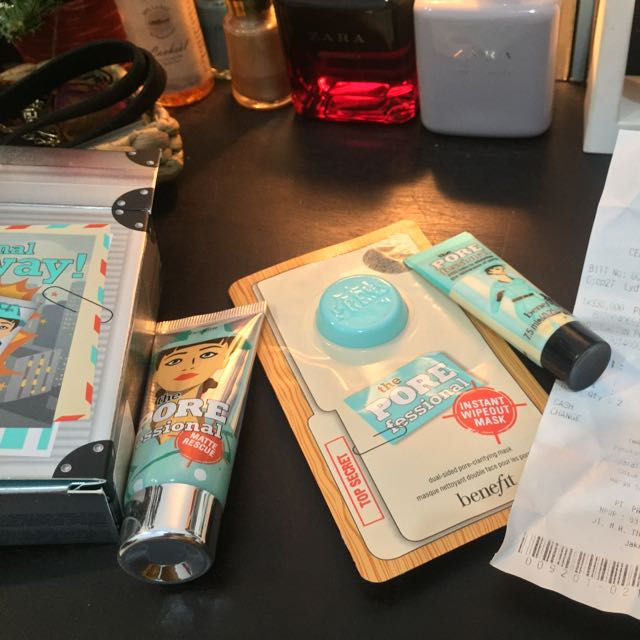 Benefit Porefessional - Pores Away Package