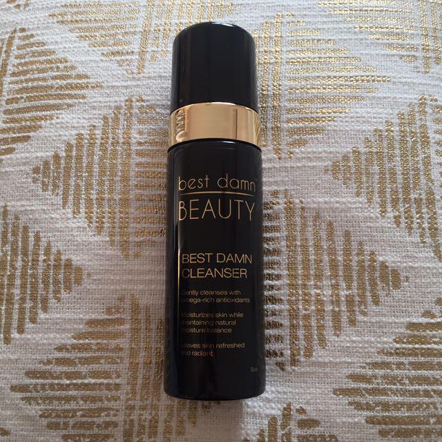Best Damn Beauty Cleanser