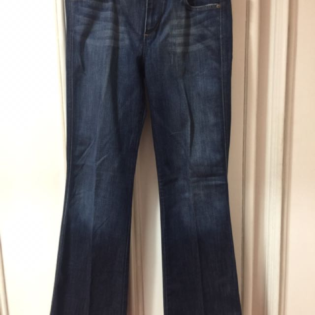 BNWT Joe's Jeans Muse Wide Leg Stretch Jeans (size 29)