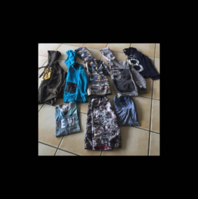 Boy's Bulk Clothing