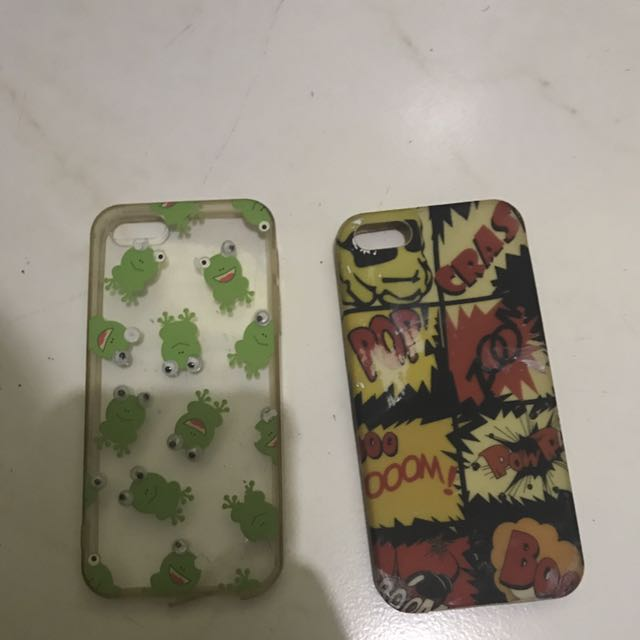 Buy 2 Get 1 Free Iphone 5S Case