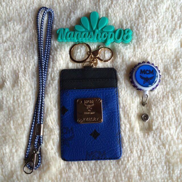 Card Holder M*M (Tempat Kartu) ID-Card Import !!